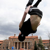 Tricking Feature at CU