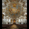 The Pilgrimage Church of Wies near Steingaden Bavaria, Germany