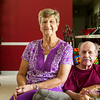 July 9<br /> <br /> Happy anniversary to my grandpeople! They've been together for 54 years today. Yeesh!<br /> <br /> Papaw got some radiation treatment this morning, which went well. Those two stayed home while the rest of us visited Aunt Mary this afternoon. She's got a sweet place! We got the grand tour and heard all the stories.<br /> <br /> Back at home, we celebrated their anniversary, ate some cake, and stuffed our faces. <br /> <br /> Dad and I went out and flew the drone around too. This is the perfect place to practice flying! I think we'll be doing a lot more of that on this trip.