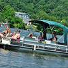 Lake Zumbro's annual boat parade on Lake Zumbro