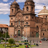 Jesuit Church on Plaza de Armas