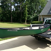 Finally bought a canoe!