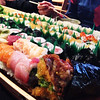 Sushi dinner with Trey Ratcliff