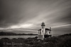 3-18-13 Coquille Lighthouse. I'm taking a long exposure online class and based upon feedback I reprocessed this image
