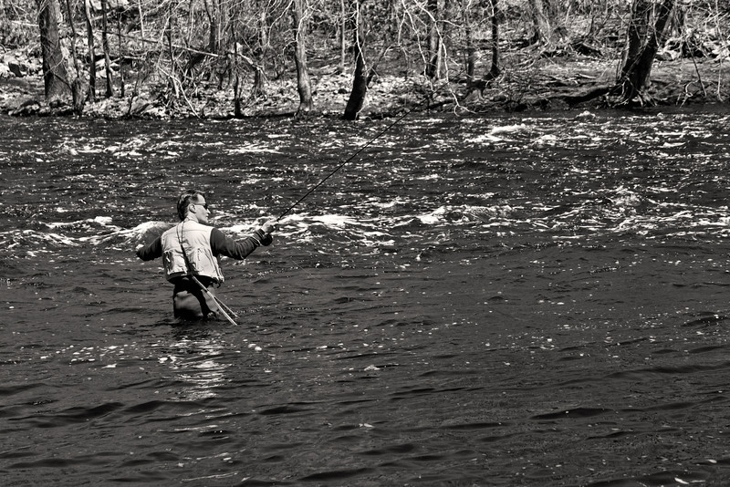 Fly-Fishing the Blackstone