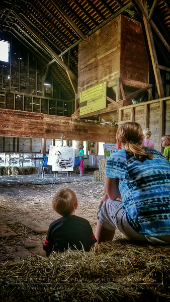 Chicken Class at Strong Family Farm