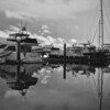 NEA_2670-7x5-Night at Boat-BW-v1