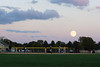 Yorkville IL Moonrise 100714