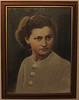 IMG #9436 -- ORIGINAL<br /> 1930s portrait of my great aunt Chana L., zionist and founding kibbutz member who was fortunate and foresighted enough to leave Czechoslovakia shortly before WWII. Her legacy now includes 3 generations and a thriving kibbutz where one of her sons and three of her grandchildren still live. The kibbutz and my family there provided a refuge for my mother as an adolescent after the war, welcomed me in my 20s as a volunteer, and graciously welcomed me again with my own teenage daughter and husband in 2015. Proud and grateful for her courage, kindness and dedication. So naturally, it meant a lot to me to have a copy of this picture of her.