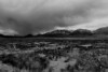 Spring Thunderstorm, Sierra Nevada Mountains and Pumice Valey