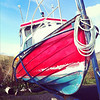 """My Tugboat""<br /> Husavik, Iceland<br /> September 2012"