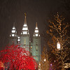 Salt Lake City, Utah, LDS Temple