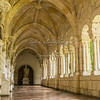 Day 32 (Photo 1) Hallway of the Spanish Monastery