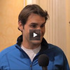 Interview with Roger Federer