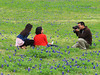 2014 03 23 TX TW Family braves cold weather for photos at Rob Fleming Park