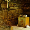 17 May 14 – Chapel in the crypt at Buckden Towers