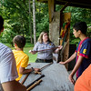 Atlatl Instruction at Russell Cave National Monument