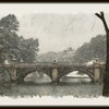 Imperial Palace in a Snowstorm by Sean Brady