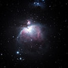 M42 The Orion Nebula,and  Running Man