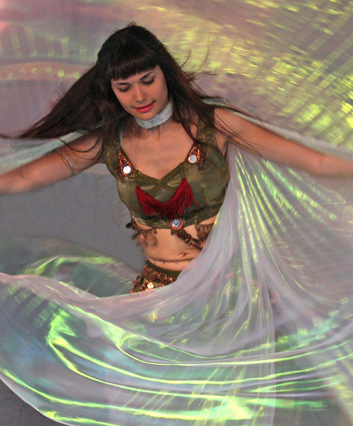 Swirling Dancer