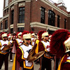 Trojan Marching Band at Navy Pier in Chicago 100