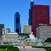 Buckingham Fountain in Chicago 2