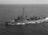 USS J. Douglas Blackwood (DE-219)  Date: September 27 1954 Location: Hampton Roads VA Source: Nobe Smith - Atlantic Fleet Sales
