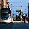 Edinburgh Tram at St Andrew Square