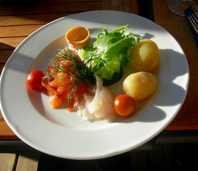 Finnish cold plate