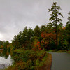 Moody Pond, in the village of Saranac Lake, sep 28, 2008 HPIM0105-1