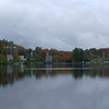 Saranac Lake village, looking across Lake Flower, sep 28, 2008 HPIM0097-1