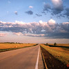 US12, near Bowman, ND, morning, July 19, 2001