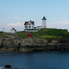 The Nubble Light House in York, Maine