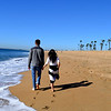 Romance at Newport Beach CA
