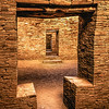 Doorway, Pueblo Bonito