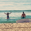 'Hands Up Don't Surf'