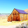 Stuart Kirkwood Livery Stable in Bodie, California