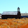 Bodie Firehouse.  At one time there were more than four throughout the town.