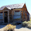 Garraty House in Bodie State Historic Park, California.