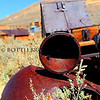 Abandoned car in Bodie, California.