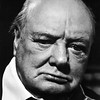 GB. ENGLAND. Chartwell. 1951. British Prime Minister Winston CHURCHILL.