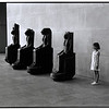 USA. New York City. The Metropolitan Museum of Art. 1988.