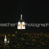 Empire State Bldg night