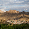 Leh - evening light
