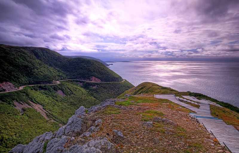 this is cape breton.