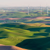 Steptoe Butte Wind Turbines