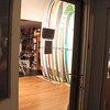 Shopping for surf boards, Main Street, Westhampton Beach, Long Island, New York