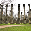 North America, USA, Mississippi, Natchez Trace Parkway, Windsor Ruins