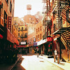 Doyers Street - Chinatown - New York City