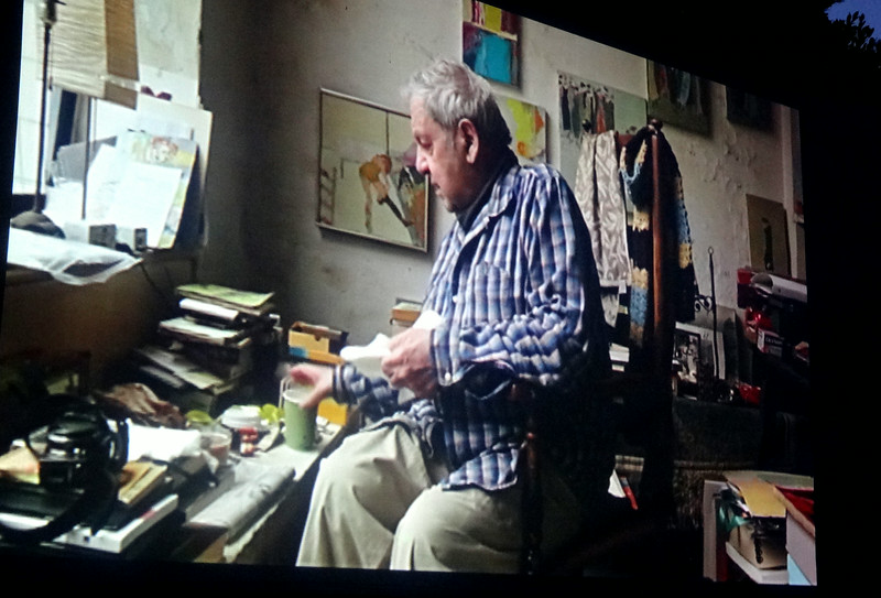 Documentary Film About Photographer Saul Leiter In No Great Hurry